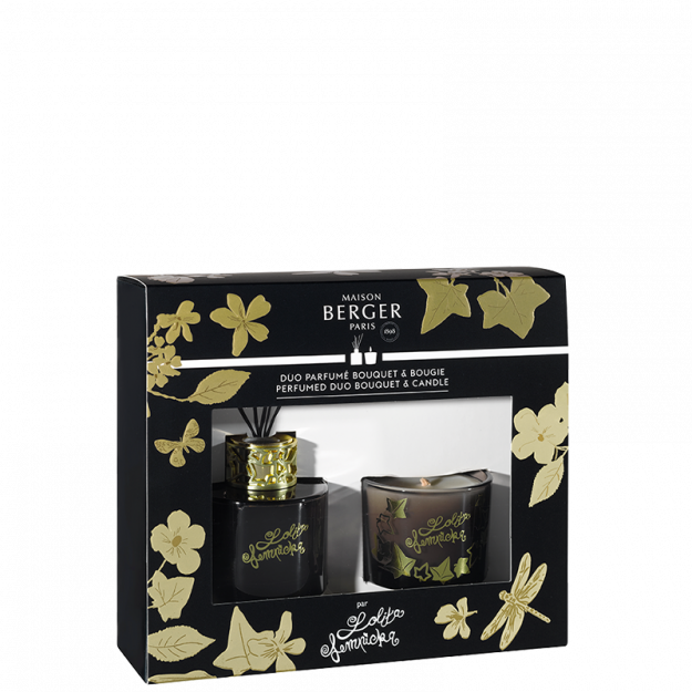 COFFRET LOLITA LEMPICKA MINI DUO BLACK EDITION - PARFUM BERGER