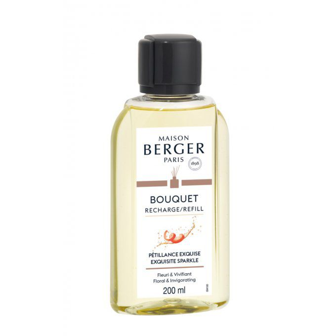 RECHARGE BOUQUET PARFUM PETILLANCE EXQUISE - PARFUM BERGER